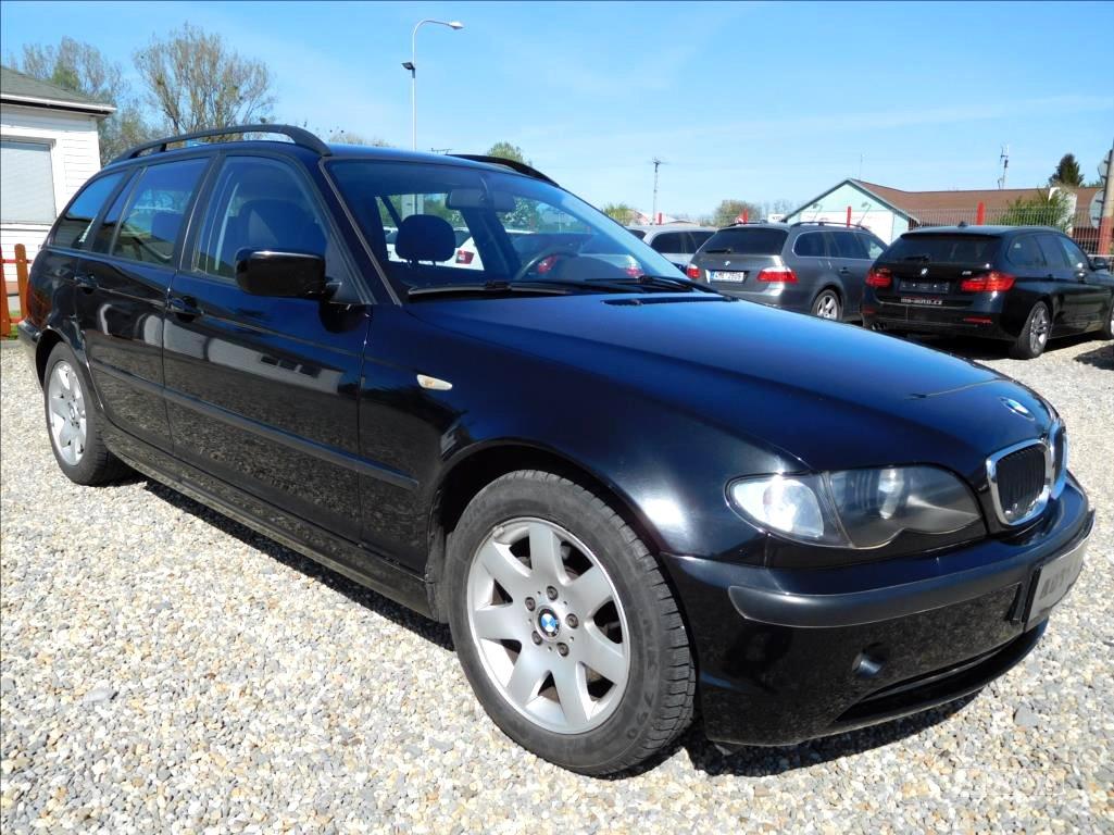 BMW Řada 3, 2003 - celkový pohled