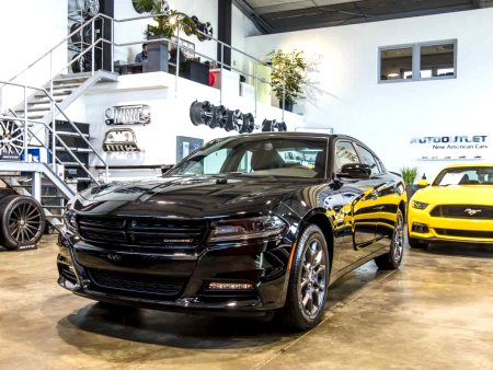 Dodge Charger, 2018