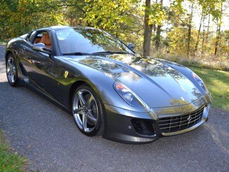Ferrari 599, 2011