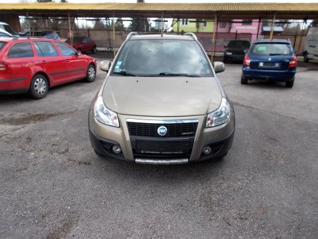 Fiat Sedici, 2007