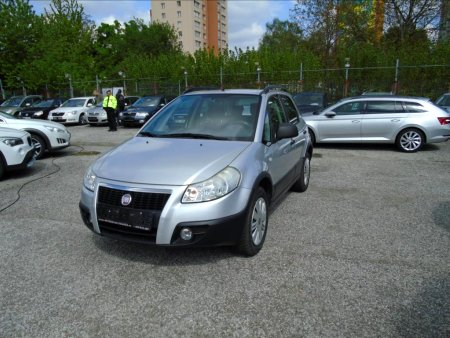 Fiat Sedici, 2008