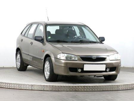Mazda 323, 2000