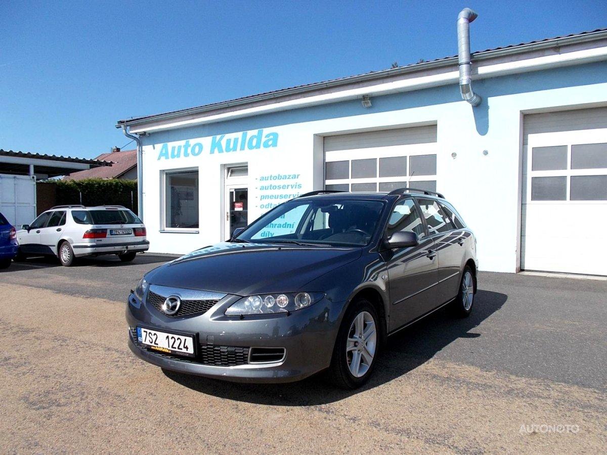 Mazda 6, 2007 - celkový pohled