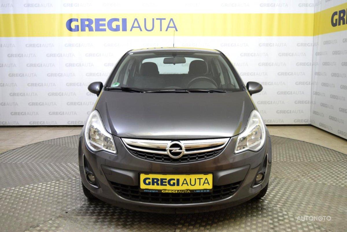 Opel Corsa, 2011 - celkový pohled