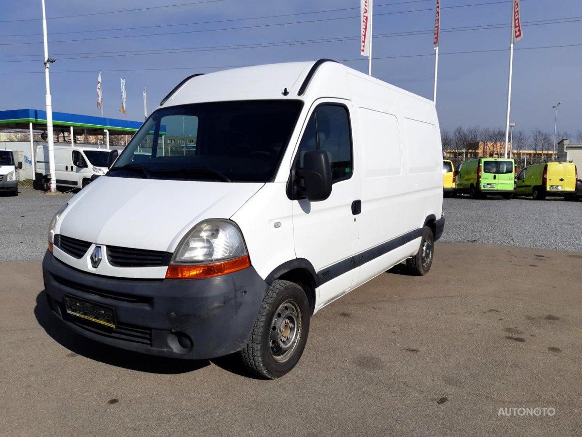 Renault Master, 2010 - celkový pohled