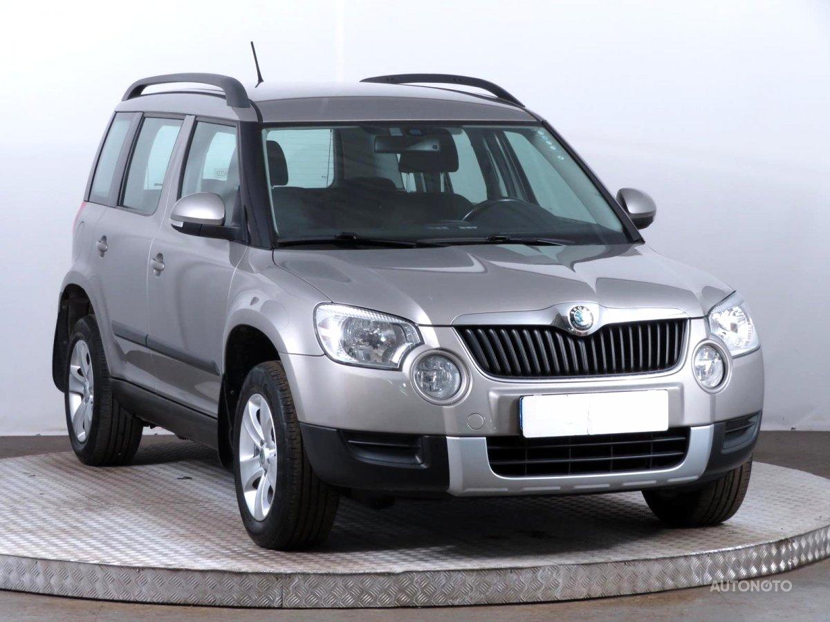 Škoda Yeti, 2012 - celkový pohled