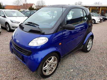 Smart Fortwo, 1999