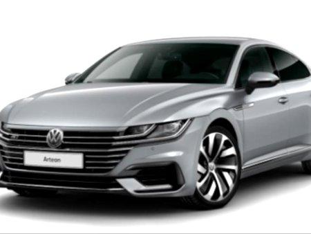 Volkswagen Arteon, 2017